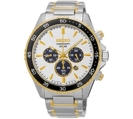 Seiko Core Chronograph Men's Watch
