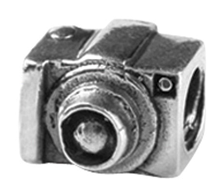 Prerogatives Sterling Camera Bead