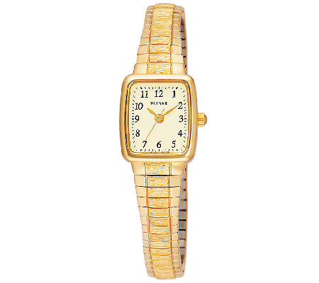 Pulsar Women's Goldtone Expansion Band Watch