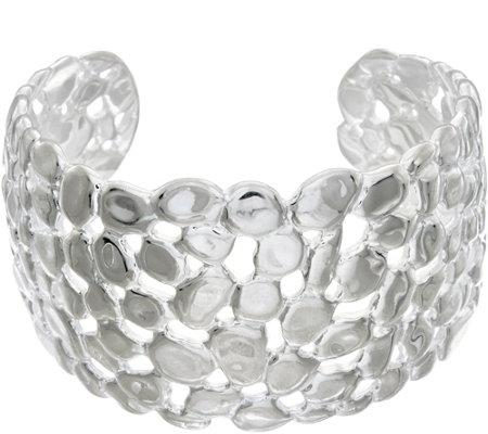 As Is Rlm Bronze Pebble Cuff Bracelet