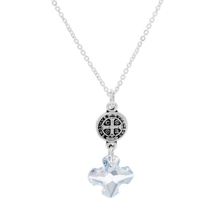 My Saint My Hero Faith and Protection Pendant