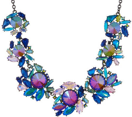 LOGO Links by Lori Goldstein Extravagant Burst Necklace