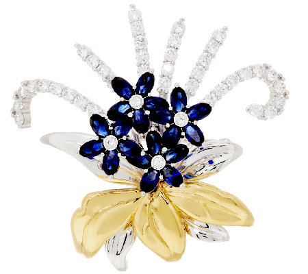 The Elizabeth Taylor 6.35cttw Mother's Gift Brooch