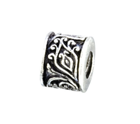 Prerogatives Sterling Design Bali Bead