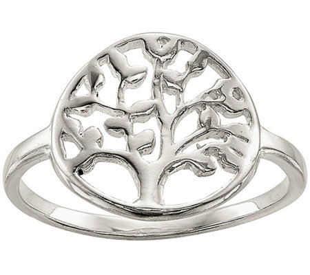 Sterling Tree Ring