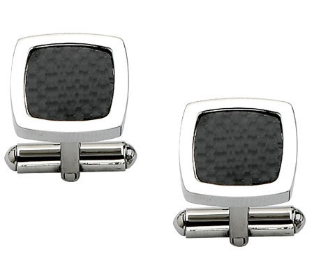 Forza Polished Cuff Links