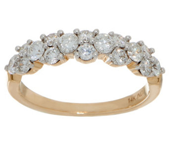 Diamond Garland Band Ring 1 00 Cttw 14k By Affinity J352055
