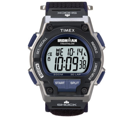 Timex Men S Ironman Shock 30 Lap Watch