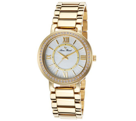 Lucien Piccard Women's Alice Mother-of-PearlDial Watch