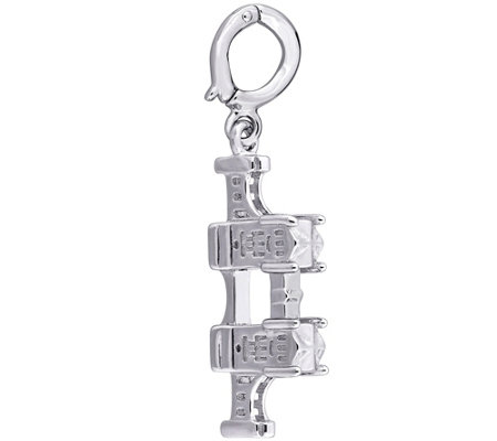 Laura Ashley Sterling Silver London Bridge Charm