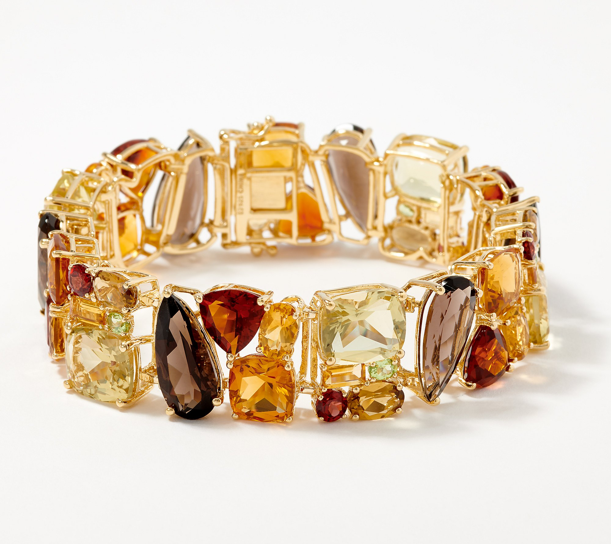 Multi Color TourmalineBracelet GemstoneOctober BirthstoneHealing Crystal BraceletBeaded BraceletCrystal BraceletGift for HerGS575