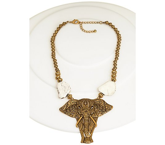 Linea by Louis Dell'Olio Elephant Walk Necklace