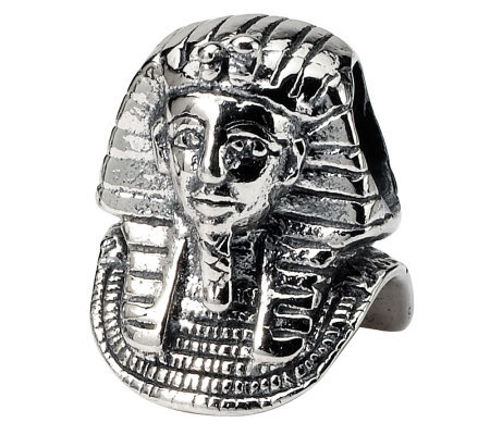 Prerogatives Sterling Pharaoh Bead