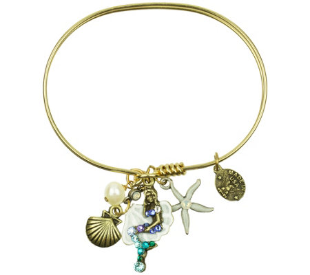 Anne Koplik Mermaid Jumble Bracelet
