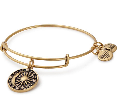 Alex and Ani Cosmic Balance Charm Bangle
