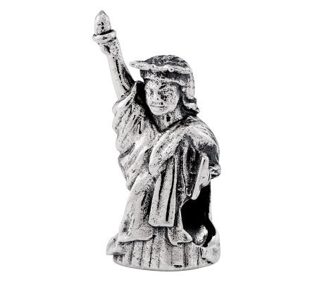 Prerogatives Sterling Statute of Liberty Bead