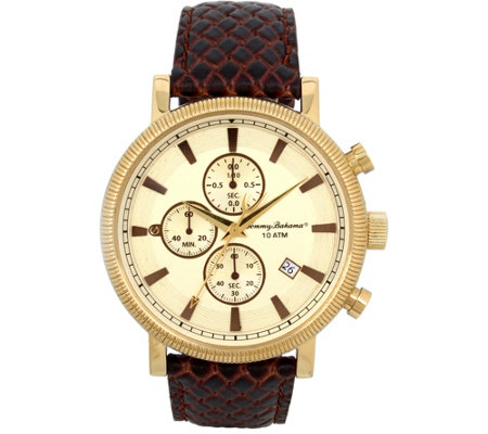 Tommy Bahama Mykonos Multifunction Watch