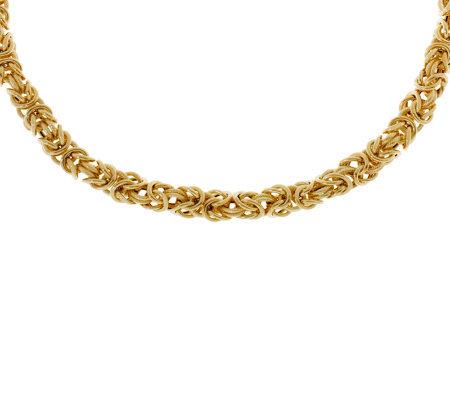 Arte D Oro Byzantine 20 Smartclasp Necklace18k 39 0g