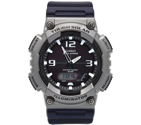 Casio Men's Solar Analog-Digital Watch