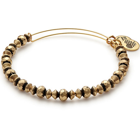 Alex and Ani Canyon Beaded Bangle