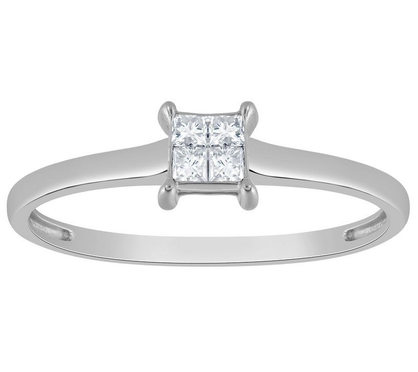 what is an affinity diamond on qvc