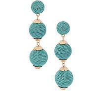 The Shailene - Graduated Sphere Drop Earrings - J354869