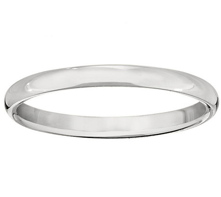 Women's 18K White Gold 2mm Comfort Fit WeddingBand