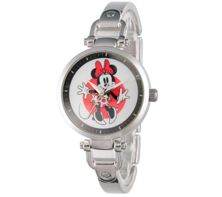 Disney Minnie Mouse Women's Bracelet Watch