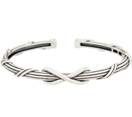 Peter Thomas Roth Sterling Silver Infinity Cuff