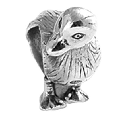 Prerogatives Sterling Bird Bead
