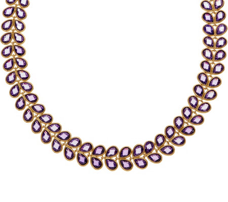 Melinda Maria Statement Necklace - Isla
