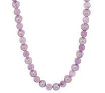 Honora Cultured Pearl & Gemstone Bead Necklace, Sterling Silver - J354075