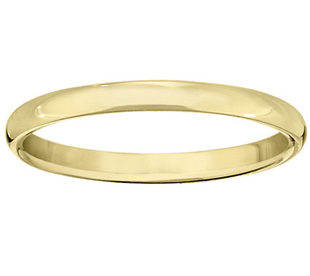 Men's 18K Yellow Gold 2mm Comfort Fit Wedding Band