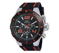 Invicta S1 Rally Chronograph Black Dial Men's Watch - J388777