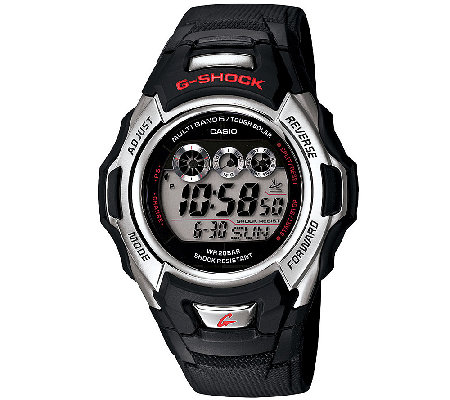 Casio Men's G-Shock Multi-Function Sport Watch