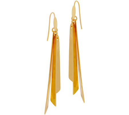 RLM Bronze Choice of Fringe Earrings