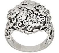 JAI Sterling Silver Garden Party Ring - J354080