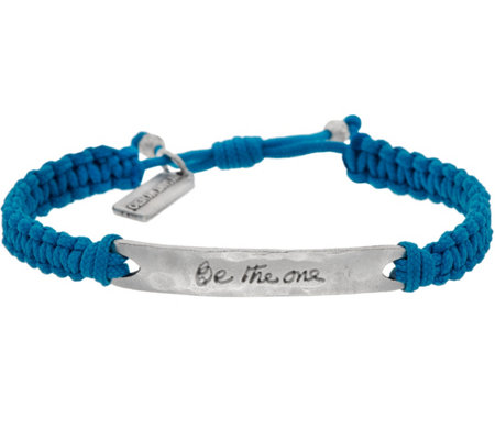 My Saint My Hero 'Be The One' ID Bracelet