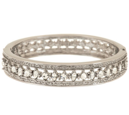Jacqueline Kennedy Engagement Bangle Bracelet