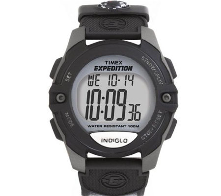 Timex Men's Expedition Digital Chronograph Alarm Watch