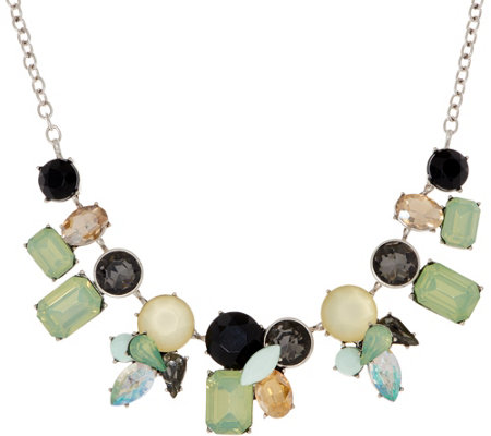 Logo Links By Lori Goldstein Aurora Statement Necklace