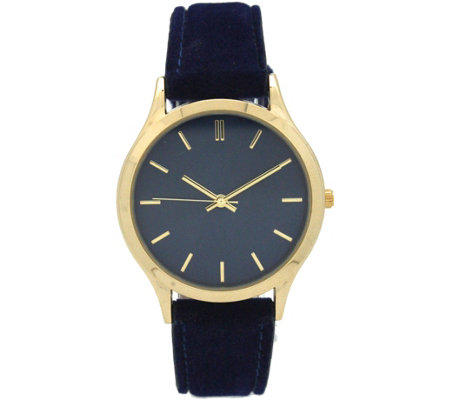 Olivia Pratt Women's Velvet Watch