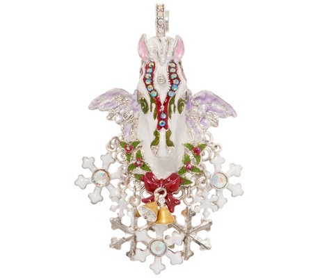 Kirks Folly Snowflake Cloud Dancer Magnetic Enhancer