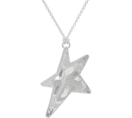 RLM Bronze Star, Moon or Cross Pendant Necklace