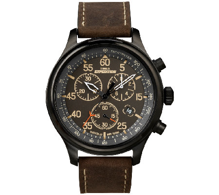 Timex Men S Expedition Field Chronograph Sportwatch