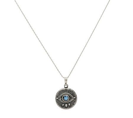 Alex and Ani Silvertone Adjustable Motif Necklace