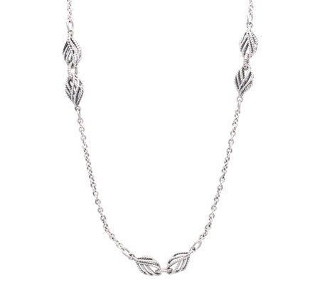 Tiffany Kay Studio Sterling Eyelit 36 Necklace