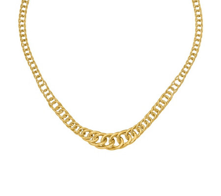 14K Gold Cuban Link Necklace, 7.8g