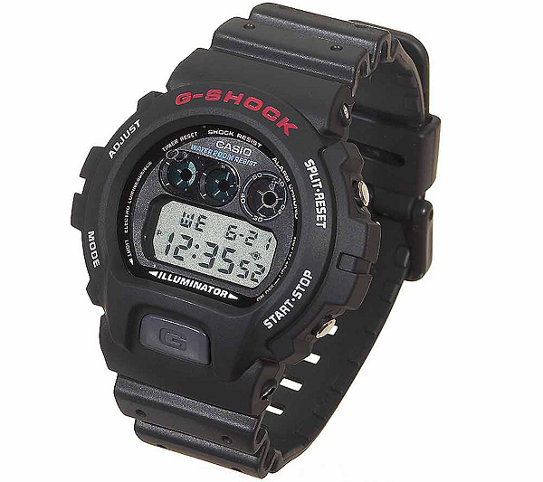 ea1d6195854 Casio G-Shock Classic Watch with Shock Resistance - Page 1 — QVC ...