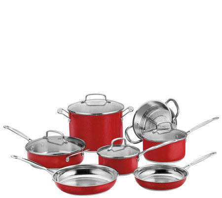 Cuisinart Chef's Classic 11-Piece Cookware Set